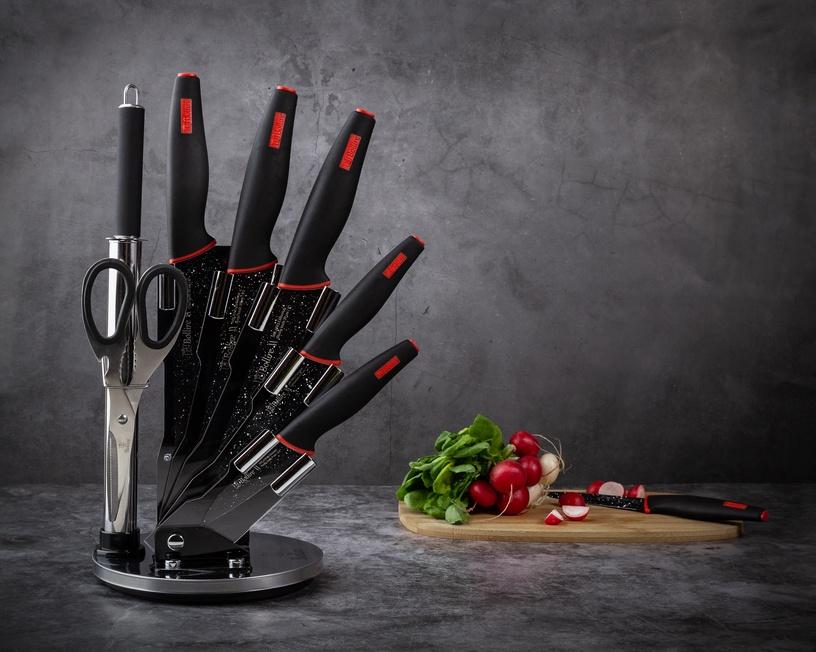 Kööginuga Bollire 8D BR-6011 Kitchen Knives Set 8pcs