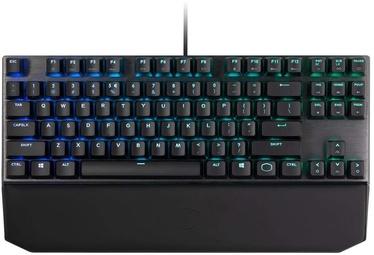 Cooler Master Masterkeys MK 730 RGB Mechanical Gaming Keyboard US Black MX Brown