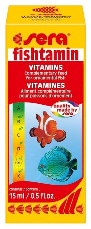 Sera Fishtamin 15ml