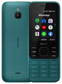 Мобильный телефон Nokia 6300 4G, зеленый, 512MB/4GB