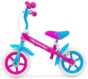 Milly Mally DRAGON Balance Bike With Brake Candy
