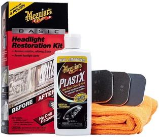 Automašīnu tīrīšanas līdzeklis Meguiars Basic Headlight Restoration Kit G2960