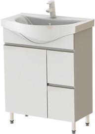 Juventa Monika 75 Cabinet White