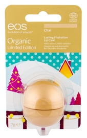 EOS Organic Chai Lip balm 7g Limited Edition
