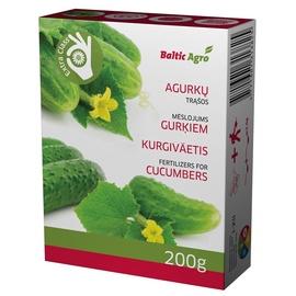 Mēslojums gurķiem NPK 6-10-32 Baltic Agro, 200g