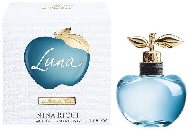 Tualettvesi Nina Ricci Luna 80ml EDT