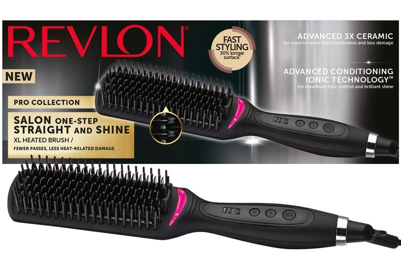 Revlon One-Step XL RVST2168E Black