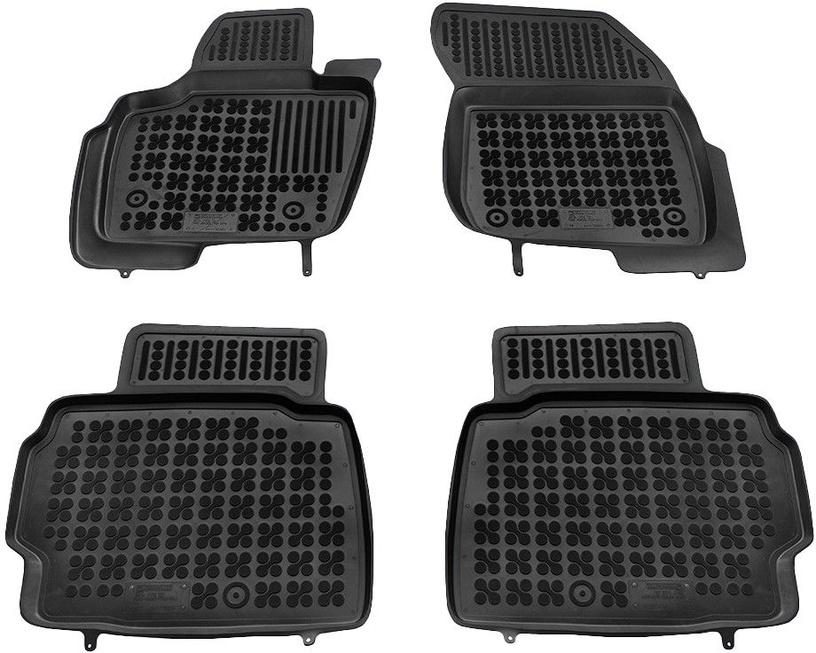 Резиновый автомобильный коврик REZAW-PLAST Ford Mondeo V Hybrid 2014, 4 шт.