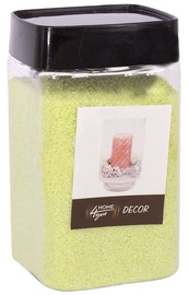 Home4you Colored Sand Decor Light Green 1-2mm