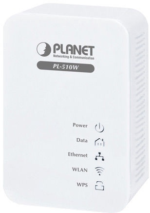 Planet PL-510W Wireless Powerline Extender