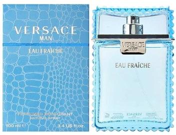 Versace Man Eau Fraiche 100ml Perfumed Deodorant Spray