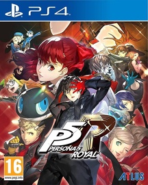 PlayStation 4 (PS4) mäng Persona 5 Royal PS4