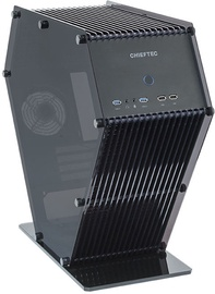 Chieftec Uni Series mATX Case Black SJ-06B-OP