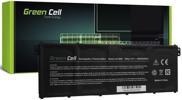 Аккумулятор для ноутбука Green Cell AC62, 3.2 Ач, LiPo