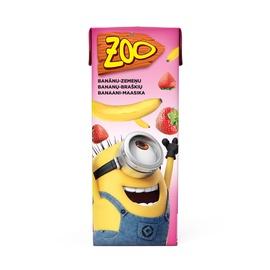 Gėrimas Cido Minions, bananų-braškių, 0,2 l