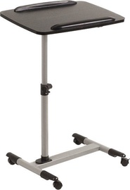 Maclean MC-671 Universal Portable Laptop Projector Desk Trolley