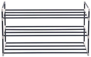 Songmics Shoe Rack Grey 92x30x54cm
