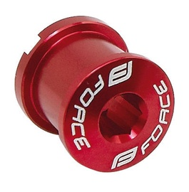 Force Gear Bolts Red 5pcs