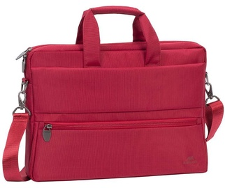 "Rivacase Laptop Bag for 15.6"" Red"