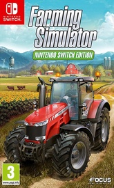 Nintendo Switch spēle Farming Simulator SWITCH