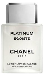 Losjonas po skutimosi Chanel Egoiste Platinum, 100 ml