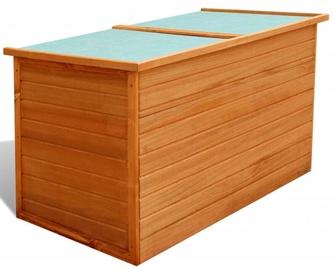 Dārza kaste VLX Garden Storage Box 42702, 720 mm x 1260 mm x 720 mm