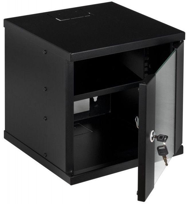 """LMS DATA Rack Cabinet 19"""" 9U CAB-W9U-EL450"""