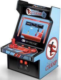 My Arcade Karate Champ Micro Player Retro Arcade