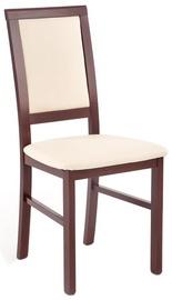 Halmar Sylwek1 BIS Chair Dark Walnut