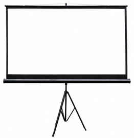 Projektoriaus ekranas 4World Projection screen with stand 186x105