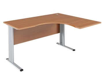 Skyland Imago-M SA-3M R Ergonomic Office Desk Arosa Pear