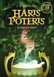 Knyga Haris Poteris ir Ugnies taurė. 4 dalis