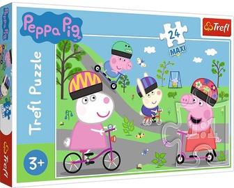 Trefl Maxi Puzzle Peppa Pig 24pcs 43300