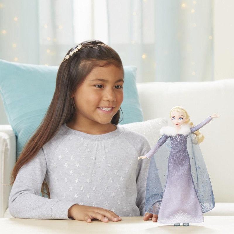 304ea0e572a Hasbro Disney Olafs Frozen Adventure Musical Elsa C2539 - Krauta.ee