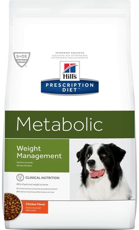 Hill's Prescription Diet Metabolic Weight Management Chicken Flavor 4kg
