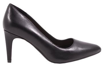 Clarks 261351744 Laina Rae Leather Pumps Black 37