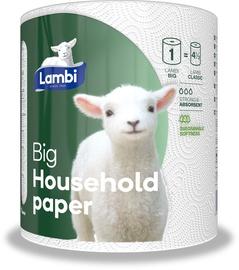 Papīra dvieļi Lambi Big Household Paper 1pcs