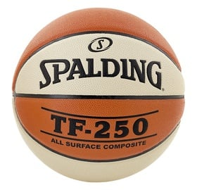 Basketbola bumba Spalding TF250 Two-tone