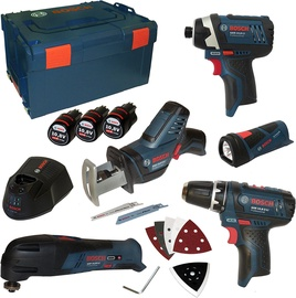 Bosch 5 Cordless Tool Set 0615990GE8