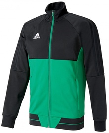 Adidas Tiro 17 Training Jacket BQ2599 Black Green L