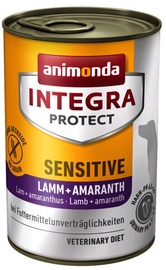 Animonda Integra Protect Sensitive Lamb & Amaranth 400g