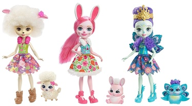 Mattel Enchantimals Friendship Set FMG18