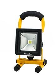 Töövalgusti Camelion laetav 10W COB LED