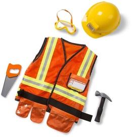 Lomu spēle Melissa & Doug Construction Worker 4837