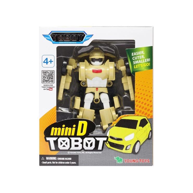 Žaislinis transformeris Tobot D Mini
