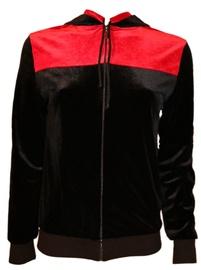 Джемпер Bars Womens Jacket Black/Red 79 L