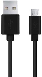 Esperanza Cable USB to USB-micro Black 0.8m