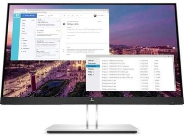 "Monitorius HP E23 G4, 23"", 5 ms"