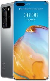 Mobilusis telefonas Huawei P40 Pro, sidabro, 8GB/128GB