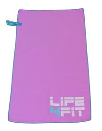 Полотенце Lifefit Quick Dry F-RUC-20-01, розовый, 70x140 см